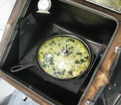 solar cooking recipes