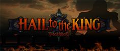 Hail to the King Deathbat erapid games news