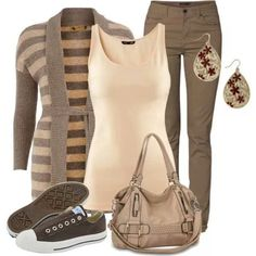I could totally work this look! Perfect for a Fall Sunday afternoon of shopping! Love it!