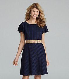 4324a31668 Antonio Melani Lynet Striped Dress