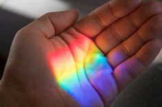 Have you ever felt like you needed an encouraging sign from God that He was hearing your prayers? I was strugg. Have You Ever, Rainbow Colors, Like You, Prayers, Felt, Hands, Community, Sign, God