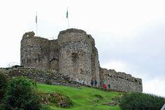 Criccieth Castle - Gwynedd Wales