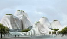 Taichung Convention Center has solar skin