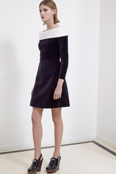 Carven | Pre-Fall 2014 Collection | Style.com