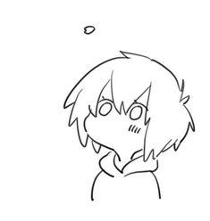 Kawaii, Drawing Base, Anime Characters, Fictional Characters, Pretty Art, New Art, Emoji, Chibi, Haha