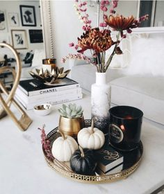 Check It Out Weu0027re Rounding Up Some Major Design Inspiration With Our  Favorite Fall Home Décor Ideas. The Post Weu0027re Rounding Up Some Major  Design ...