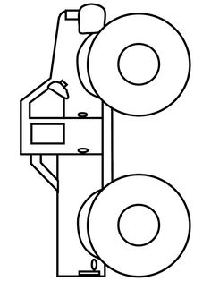 Pin Truck Coloring Sheet Pickup Free Pictures Color On Pinterest