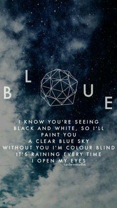 Blue - Troye Sivan