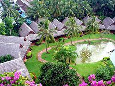 Club Andaman Beach Resort, Phuket Thailand. Christmas 2002