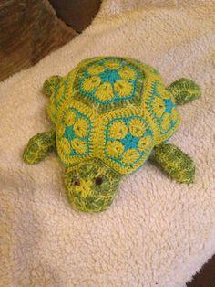 Otto de schildpad