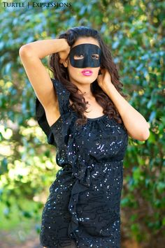 #mask #beauty #black #model #portrait #idea #inspiration #pose