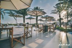 Dine on our Sea View Terrace