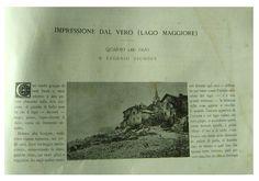 Eugenio Ginous Pittore ( Milano 1850 - Stresa (Novara) 1906) Titolo Impressioni dal vero (lago Maggiore)