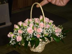 Bridesmaid Basket