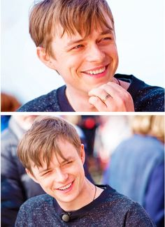 What a sweetheart! Dane deHaan. Follow rickysturn/hot-males