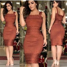 Dress Outfits, Fashion Dresses, Dress Up, Bodycon Dress, Fashion Vestidos, Short Dresses, Formal Dresses, Gowns Of Elegance, Lace Sheath Dress