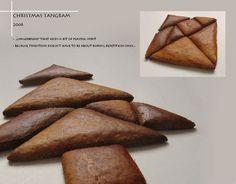Christmas Tangram - Gingerbread