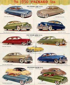 1950 Packards