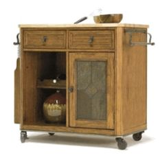 Kitchen remodeling adds value to your home. Mobile Kitchen Island, Island Kitchen, Kitchen Benches, Home Projects, Liquor Cabinet, Kitchen Remodel, Storage, Furniture, Home Decor