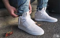Here are the Adidas Tubular Invaders Strap. These are the high top shoes I  have been waiting for! Yes d5beea700720