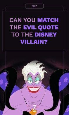 Disney Pixar, Disney Quiz, Disney Games, Princess Quizzes, Disney Princess Facts, Disney Buzzfeed, Quizzes Buzzfeed, Disney Villains Quotes, Evil Disney Princesses