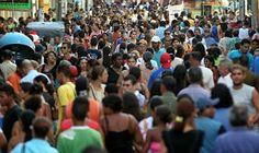 Taís Paranhos: 88,9% dos que circulam no Centro do Recife não se ...