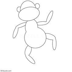 Kids, Go Ape! Step-by-step Instructions to Draw a Cartoon Monkey - Art Hearty Cartoon Monkey, Monkey Art, A Cartoon, Easy Cartoon Drawings, Easy Drawings, Go Ape, Drawing Skills, Drawing Tutorials, Step By Step Instructions