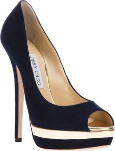 Jimmy Choo Shoes 2015 | I feel like I could rock that. But then again who…