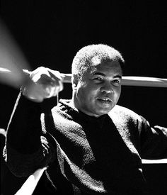 Muhammad Ali. Memories.