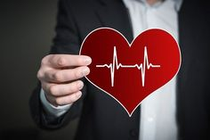 Stress and depression negatively impact heart health, study finds. #hearthealth #depression #stress #medicalresearch