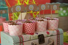 Girly Owl Birthday Party Planning Ideas Supplies Cake Decorations Idea