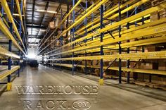 Used Pallet Rack system is recommended by different great companies which specialized in saving goods and products! Trust the proven partners!