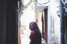 """Malavika"" by Richa Malu, Photography Poses, Exotic, Neon, Beauty, Beautiful, Scarlet, Indian, Women"