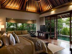 The Royal Santrian Luxury Beach Villas Bali, Indonesia