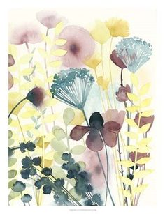 Exceptionnel Lisau0027s Garden I Art Print Poster By Charles McMullen Online On Sale At Wall  Art Store U2013 Posters Print.com | Bandage Dresses | Pinterest | Gardens, ...