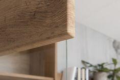 Obývačka ALFONSO vo vyhotovení dub wotan/biela supermat Home, Ad Home, Homes, Haus, Houses