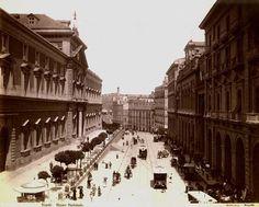 S. della Valle - Vedute di Napoli