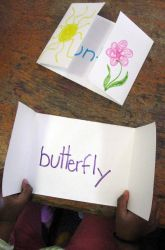 First Grade Phonics Activities: Make Compound Word Art