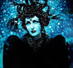 Siouxsie Sioux photographed by Pierre et Gilles