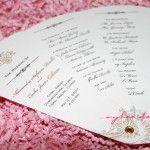 Free Wedding Templates: DIY Wedding Programs