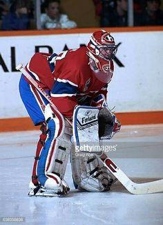 Hockey Goalie, Hockey Teams, Ice Hockey, Hockey Stuff, Montreal Canadiens, Patrick Roy, Saint Patrick, Canada Hockey, Hockey Pictures