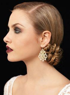 Tendances maquillage de mariée 2012 | Tout pour mon mariage