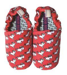 Mini shoes Poco Nido Unicornios
