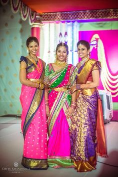South Indian bride. Temple jewelry. Jhumkis.silk kanchipuram sari.Braid with fresh jasmine flowers. Tamil bride. Telugu bride. Kannada bride. Hindu bride. Malayalee bride.Kerala bride.South Indian wedding.