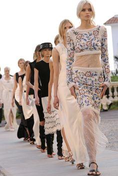 Chanel summer 2012