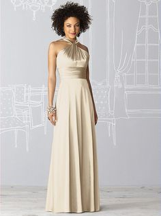 Champagne bridesmaid dress ... i think i have a winner!! Silver Grey d6d0627bd