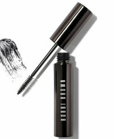 Bobbi Brown Intensifying Long Wear Mascara. Our longest-lasting mascara not only delivers lush, thick lashes but can stand up to elements (and even a few tears) for up to 16 hours. For maximum volume and results, we ve designed a new brush with unique bristles that easily reaches small lashes and instantly builds lashes without clumping. Best of all? There s no need for an eye makeup remover, because Intensifying Long-Wear Mascara washes off effortlessly with warm water.