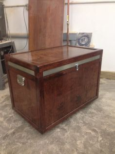 Special Listing For Susie Large Pirate Chest 30 Inch W