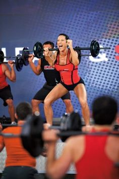 Les Mills Is Here to PUMP *clap* You Up!!!
