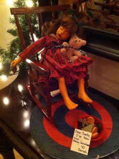 Waiting for Santa Waiting, Santa, Christmas, Xmas, Navidad, Noel, Natal, Kerst